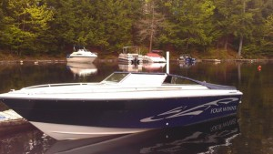 1986 Four Winns Cuddy Cabin for Sale