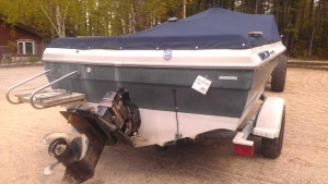 1986 Ebko Bow Rider For Sale