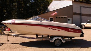 2000 Chapparal Bowrider for Sale