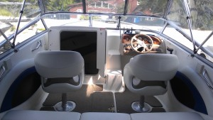 Glastron GS 219/CD for Sale interior