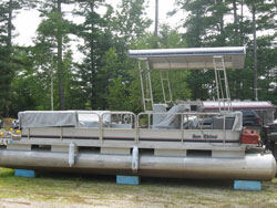 1988 24' Suncruiser Pontoon Boat