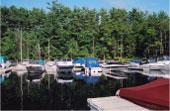 Sebago Lake Marina Slip Rentals